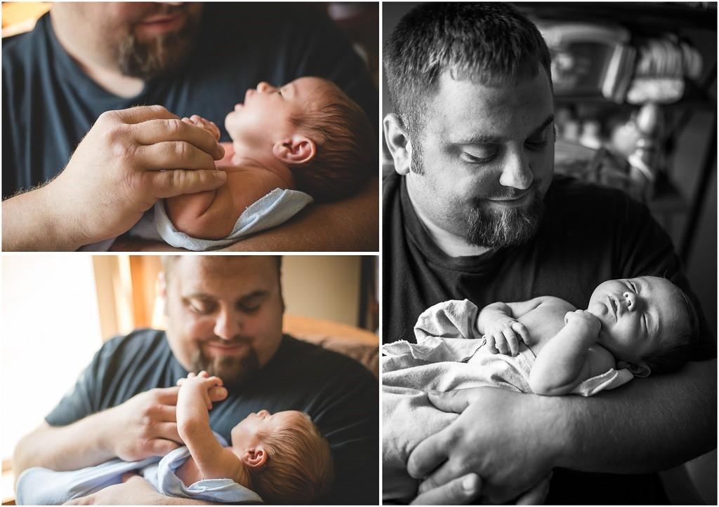 newborn photos Portage Wisconsin Dells Baraboo Westfield Montello