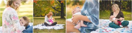 breastfeeding photographer madison wi
