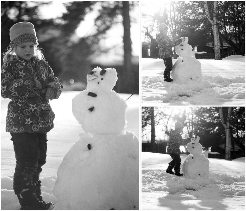 Portage WI winter snow activities