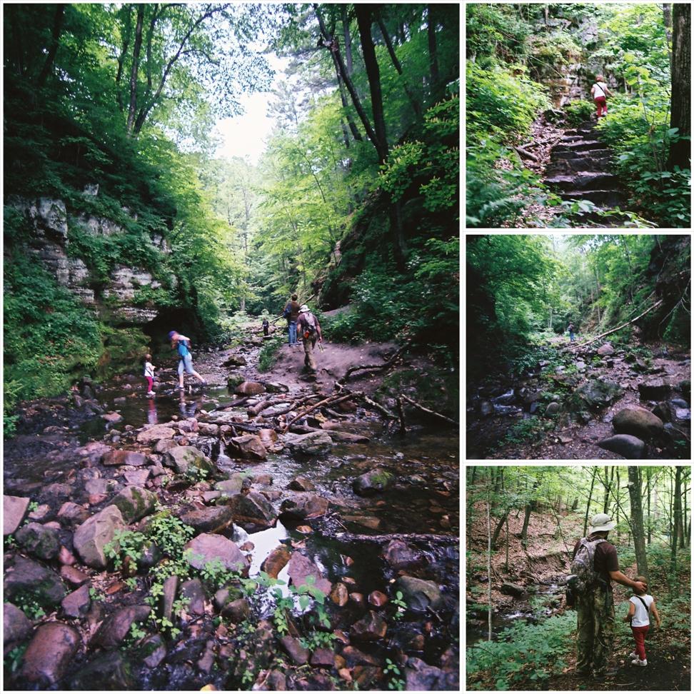 Wisconsin rock climbing