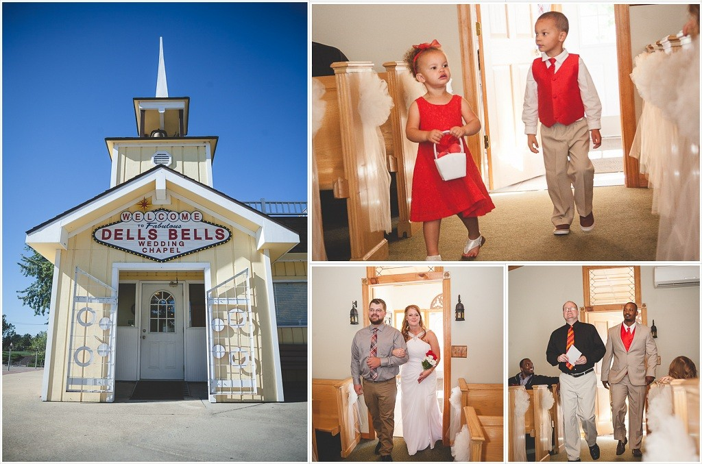 Wisconsin Dells Wedding Chapel