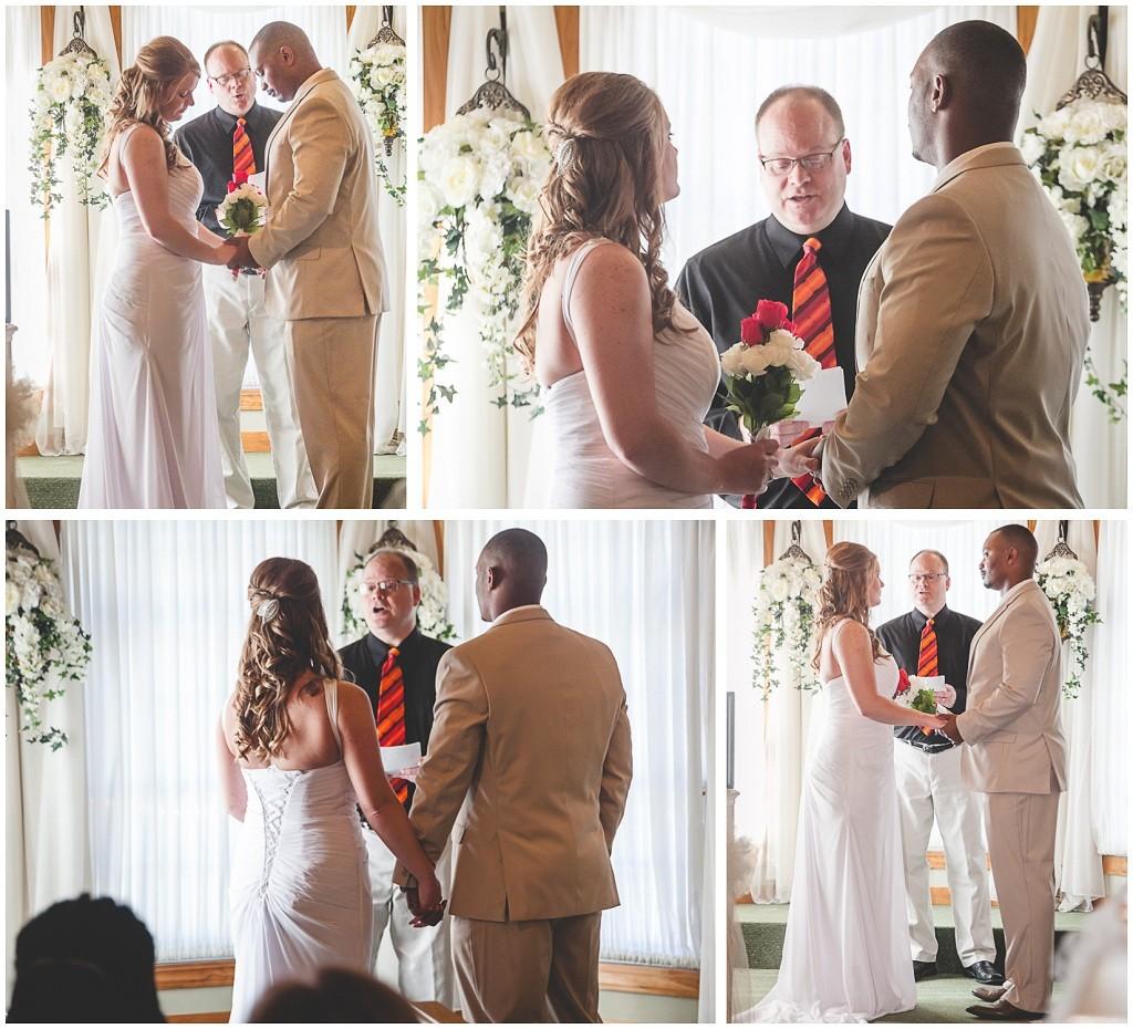 Portage Wedding Photographer