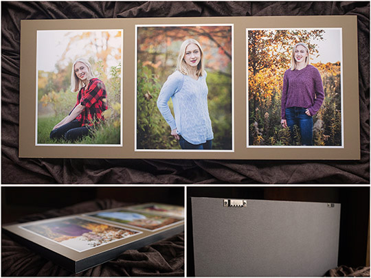 Photo Storyboard with 3 photos