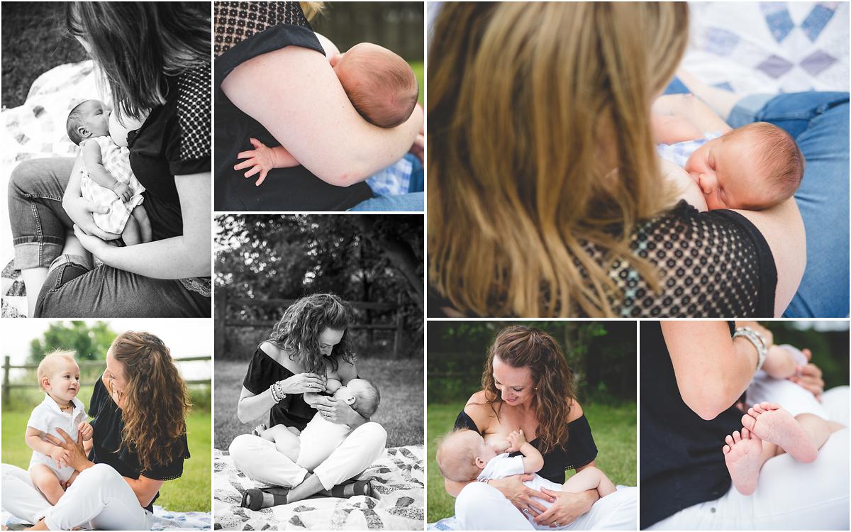 cracked nipples when breastfeeding