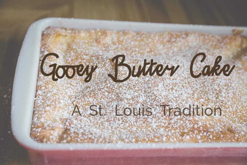 Deep Butter Cake