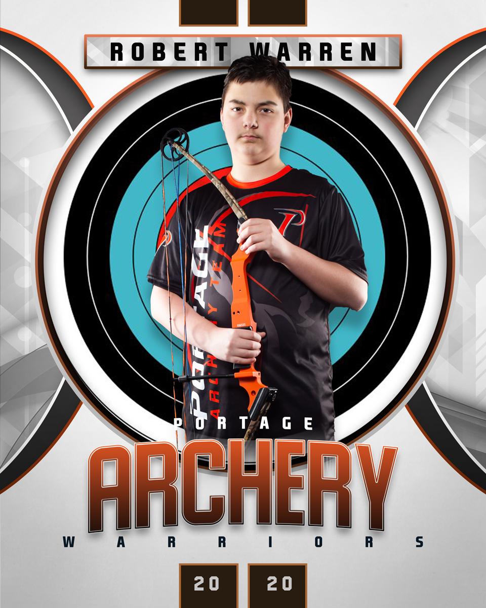Archery Team Photos